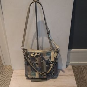 Beautiful crossbody bag by Coach 🍀🌸🌸